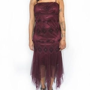 Sue Wong tulle party dress